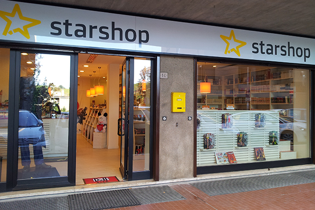 star shop perugia